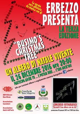 Albero Di Natale Yahoo.Albero Di Natale Vivente Erbezzo Unpli Verona